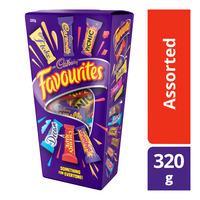 Cadbury Favourites Chocolate Gift Box
