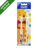 Oral-B Kids Toothbrush - Stages 1 (4 - 24months)