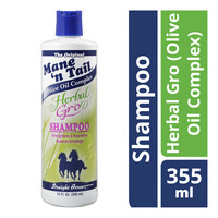 Mane 'n Tail Shampoo - Herbal Gro (Olive Oil Complex)