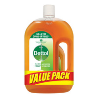 Dettol Antiseptic Germicide Liquid 2L + 500ML