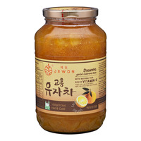 Duwon Gold Tea Paste - Citron 1KG
