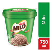 Nestle Ice Cream Tub - Milo