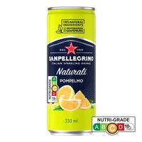 San Pellegrino Sparkling Can Drink - Pompelmo-Grapefruit