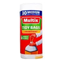 Multix Drawtight Tidy Bags - Medium