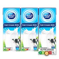 Dutch Lady Pure Farm UHT Flavoured Milk - Full Cream