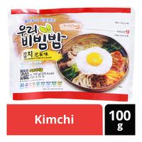 Chammi Food Woori Bibmbap - Kimchi