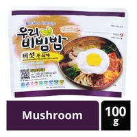 Chammi Food Woori Bibimbap - Mushroom