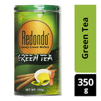 Redondo Cream Wafers - Green Tea