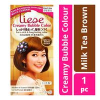 Liese Blaune Creamy Bubble Color - Milk Tea Brown