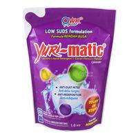 Yuri-matic Laundry Liquid Detergent Refill - Lavender (Low Suds)