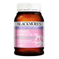 Blackmores Dietary Supplement-Evening Primrose Oil 1000