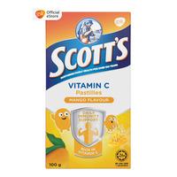 Scott's Vitamin C Pastilles - Mango