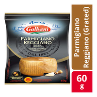 Galbani DOP Cheese - Parmigiano Reggiano (Grated)