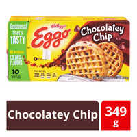 Kellogg's Eggo Frozen Waffles - Chocolatey Chip
