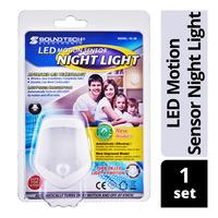 Soundteoh LED Motion Sensor Night Light