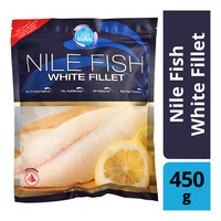 Fish Bay Frozen Nile Fish White Fillet