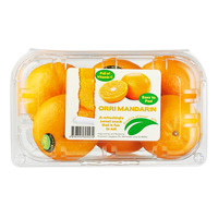 Israel Orri Mandarin Orange