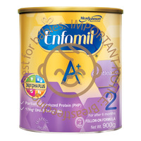 Enfamil A+ Follow On Milk Formula - Stage 2 (Gentlease)