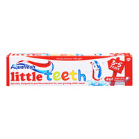 Aquafresh Toothpaste - Little Teeth (3 -5 Years)