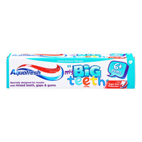 Aquafresh Toothpaste - Big Teeth (6+ Years)