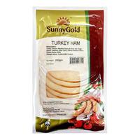 Sunny Gold Turkey Ham