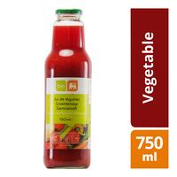 Delhaize Bio Organic Bottle Juice - Vegetable