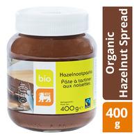 Delhaize Bio Organic Hazelnut Spread