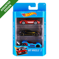 Hot Wheels Car Gift Set