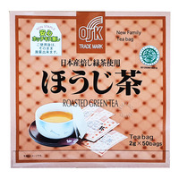 OSK Japanese Green Tea Bags - Roasted