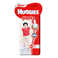Huggies Silver Pants - XXL (15 - 25kg)