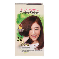 Silkygirl ColorShine Hair Colour - 32 Hot Cocoa
