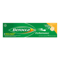Berocca Performance Effervescent Tablets - Mango