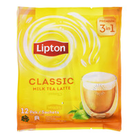 Lipton 3 in 1 Instant Milk Tea Latte - Classic