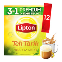 Lipton 3 in 1 Instant Milk Tea Latte - Teh Tarik