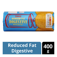 Tesco Biscuits - Reduced Fat Digestive