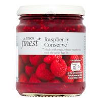 Tesco Finest Conserve Jam - Raspberry