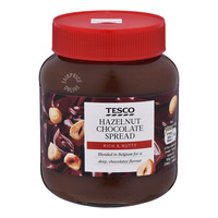 Tesco Hazlenut Chocolate Spread