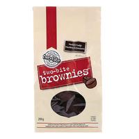 Homestyle Two-Bite Belgian Brownies