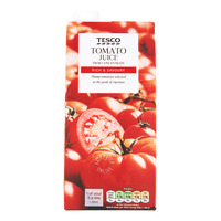 Tesco Juice Drink - Tomato