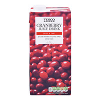 Tesco Juice Drink - Cranberry