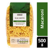Tesco Pasta - Macaroni