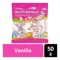 Tesco Flavoured Marshmallows - Vanilla
