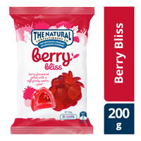 TNCC Fruity Gummies - Berry Bliss