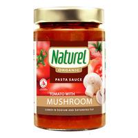 Naturel Organic Pasta Sauce - Tomato with Mushroom