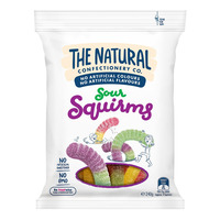 TNCC Fruity Gummies - Sour Squirms