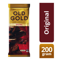 Cadbury Old Gold Dark Chocolate Bar - Original