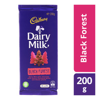 Cadbury Dairy Milk Chocolate Block - Black Forest