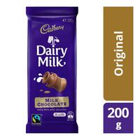 Cadbury Dairy Milk Chocolate Block - Original