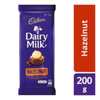 Cadbury Dairy Milk Chocolate Block - Hazelnut