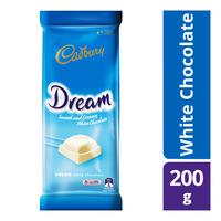 Cadbury Dream White Chocolate Block